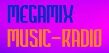 """<span lang =""""ru"""">Megamix Music-Radio</span>"""