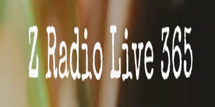 Z Radio LIve 365