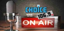 Choice 106.9 FM/WRNE