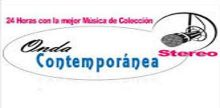 """<span lang =""""es"""">Onda Contemporanea</span>"""