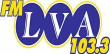 """<span lang =""""es"""">Radio LVA 103.3</span>"""