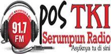 """<span lang =""""id"""">Radio POS TKI</span>"""