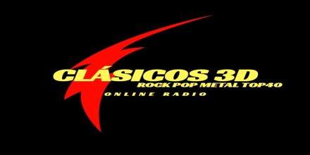 Clasicos 3D – Online Radio