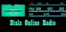 Dials Online Radio