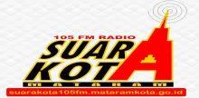 Radio Suara Kota Mataram 105 FM