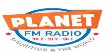 "<span lang =""fr"">Planet FM Mauritius</span>"
