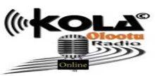 Collier Radio Editor