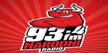 """<span lang =""""bs"""">Narodni radio Tuzla</span>"""